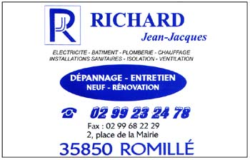 Ets Richard Romillé